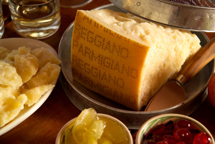 Parmigiano-Reggiano, a passionate journey through nine centuries
