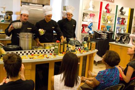 "Delverde presents ""Pasta Sommelier"" in San Francisco"