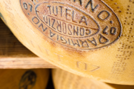 Parmigiano Reggiano, a certification mark in the Us