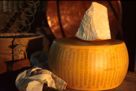 Positive trends for Parmigiano Reggiano in 2016