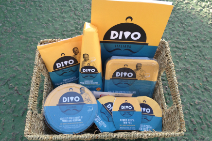 Divo, Italian Cheese for English Large-Scale Retail Trade