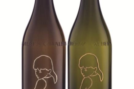 Albeisa, celebrating the 40 years of the bottle symbol of Langa
