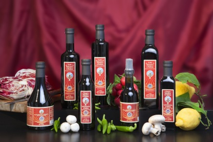 Different vinegars for different tastes