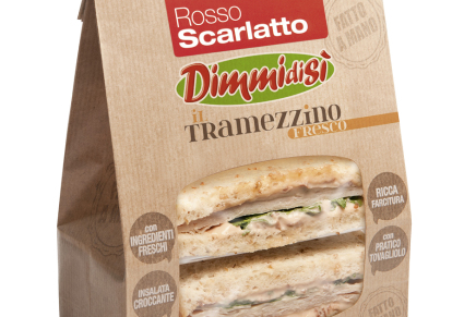 With Dimmidisì sandwich becomes a fresh and tasty meal