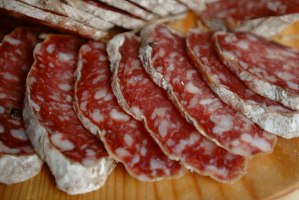 Piacenza cured meats arrived at the German market