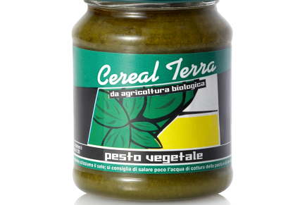Vegetable pesto