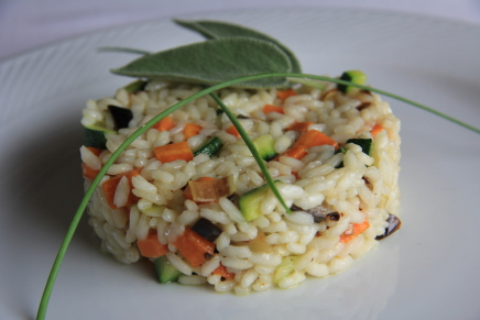 The white gold of Italian rices