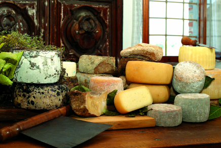 Big growth for Italian cheeses in the Japanese market