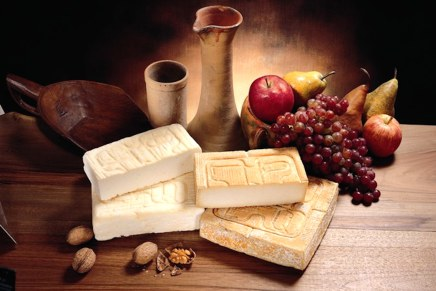 Quartirolo: the natural lombard cheese
