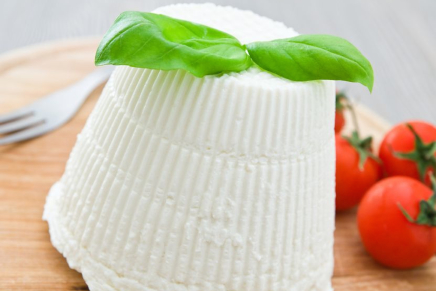 The rich flavour of Ricotta