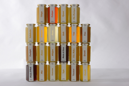 Apicoltura Cazzola, perfect natural honey