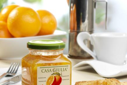 Marmalades and jams by Casa Giulia