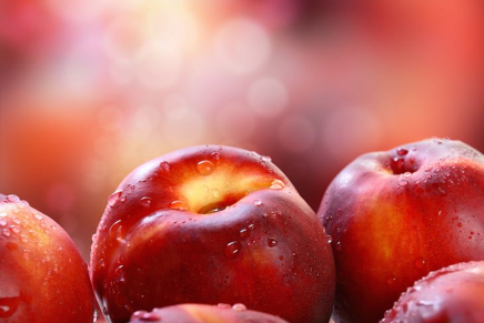 Peaches and Nectarines: the sugary taste of the sun