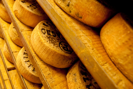 Pier Luigi Rosso: the art of making cheeses