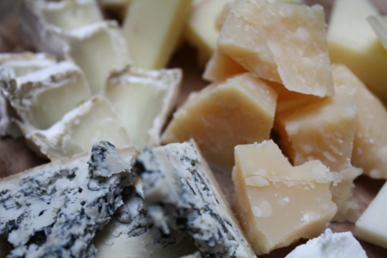Four Italian cheeses join forces to go to international