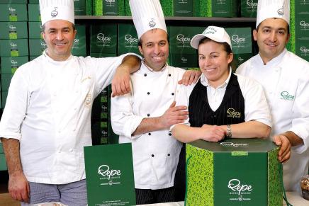 Pepe Mastro Dolciere: a slice of Campania