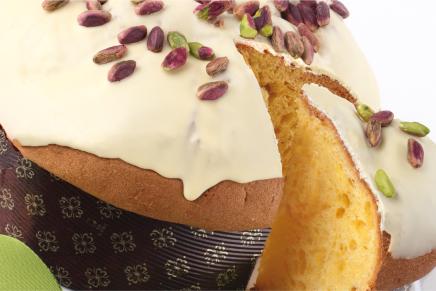 Vincente Delicacies, Panettone with a mediterranean taste