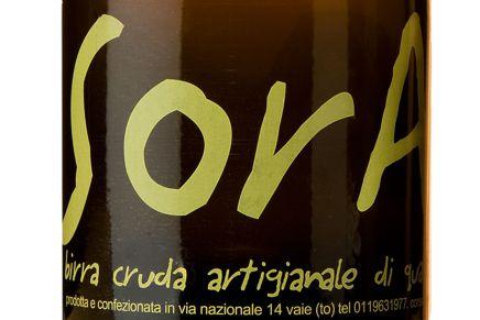 Alpine water for Soralama' beers