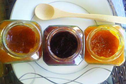 Gambarella: 'extra-ordinary' jams