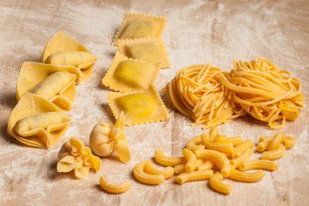 Canuti Tradizione Italiana, Pasta since 1950