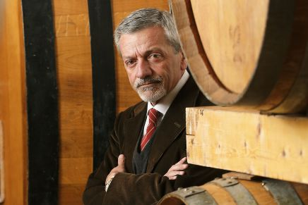 Massimo Romeo, winegrower in Montepulciano