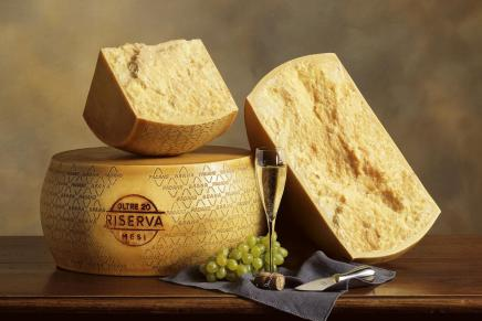 Chef Raul Liu introduces Grana Padano in Shanghai