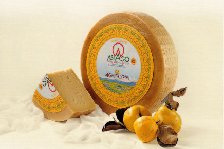 Double victory at the World Cheese Awards for Asiago