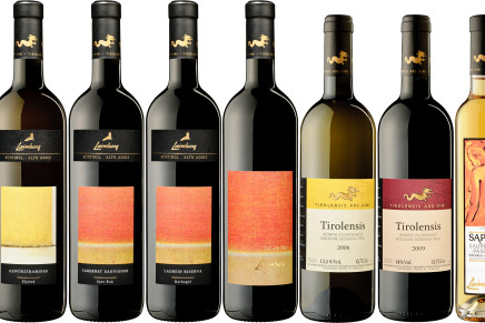 Laimburg winery, quality wine from South Tyrol