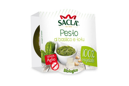 Saclà Vegan Pesto alla Genovese has arrived