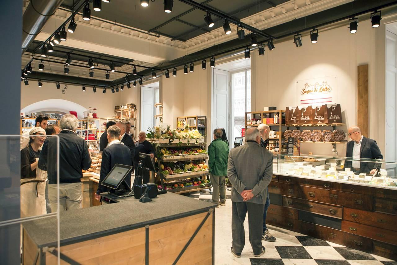 Mercato Del Duomo The New Multi Concept Temple Of Taste In