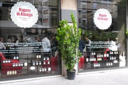 Rigoni opens Naturalmente in Milan