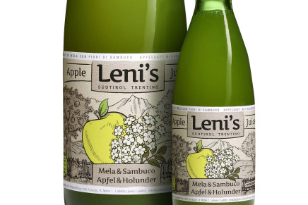 Two new tastes for Leni's Apple Juice