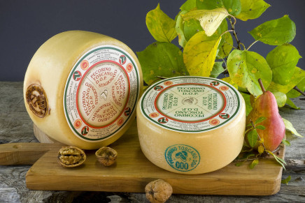 US market in leading position for foreign sales of Pecorino Toscano PDO