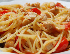 spaghetti-tonno