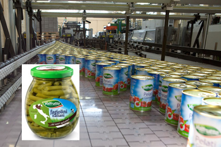 Conserve Italia chooses to adopt 'voluntary origin declaration'
