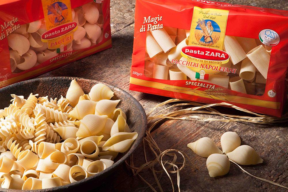 Pasta Zara Updates Its Green Strategy With Chep Italian Food