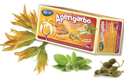Garbo, the frozen food from the region of Rome