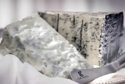 Exports of Gorgonzola in China have started again