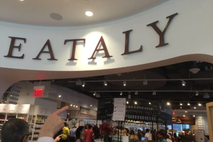 Inside the New York City World Trade Center opens Eataly Downtown