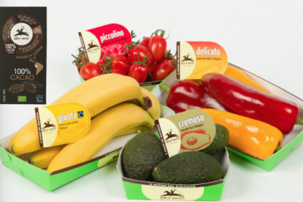 Alce Nero shows three new products at Biofach