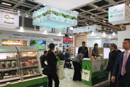 Fruit Logistica, a big success for La Linea Verde