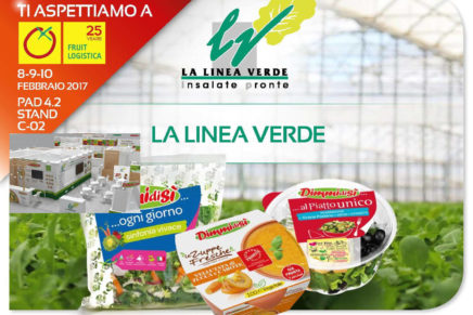 Linea Verde goes to Fruitlogistica to keep on growing all over Europe