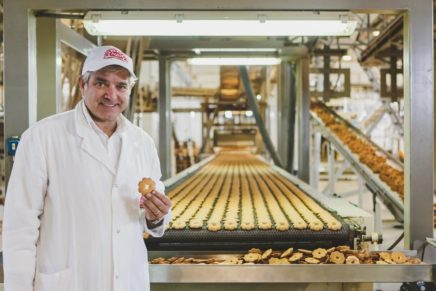 Di Leo sells happily ever after palm oil-free biscuits