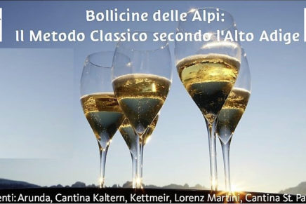 South Tyrol puts forward the challenge of mountain sparkling wines