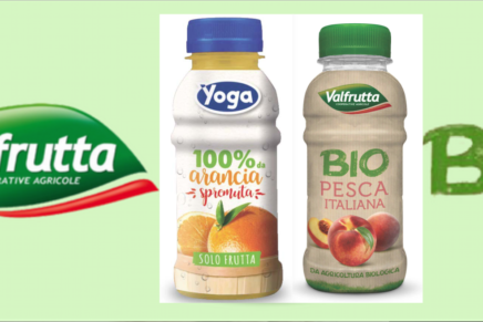 Valfrutta and Yoga ready to launch two new products in the vending channel