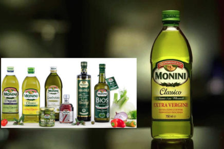 On LifeGate website a section about Extra virgin oil by Monini