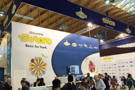 "Eurovo Group and its presence at Biofach: ""A chance to show our leadership"""