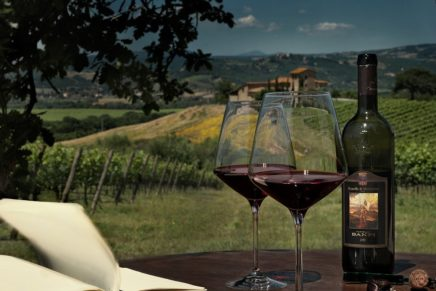 Banfi starts an experimental vineyard at Montalcino
