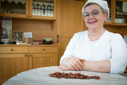 Donna Elvira will show the rarest chocolate in the world at ViniVeri