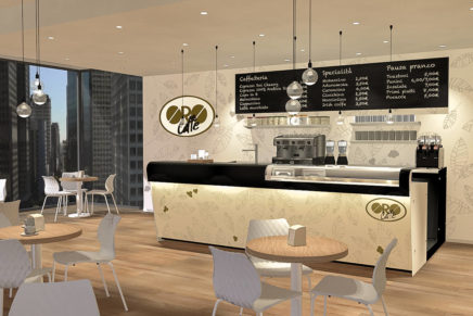 Oro Caffè launches a new licensing package of branded cafés